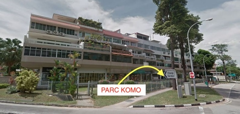 Developer of Parc Komo (Former Changi Garden) 2
