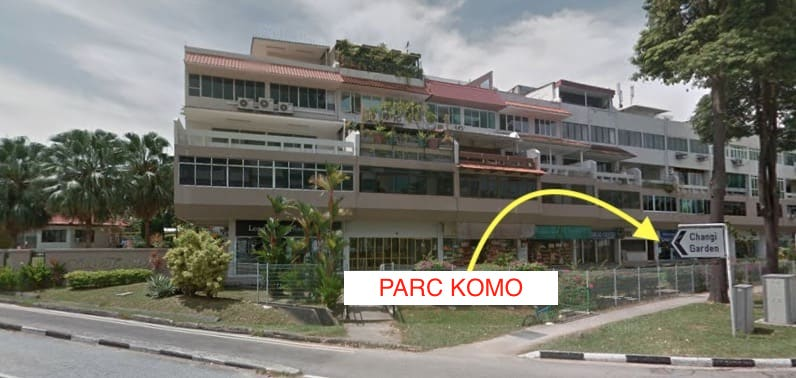 Developer of Parc Komo (Former Changi Garden) 1